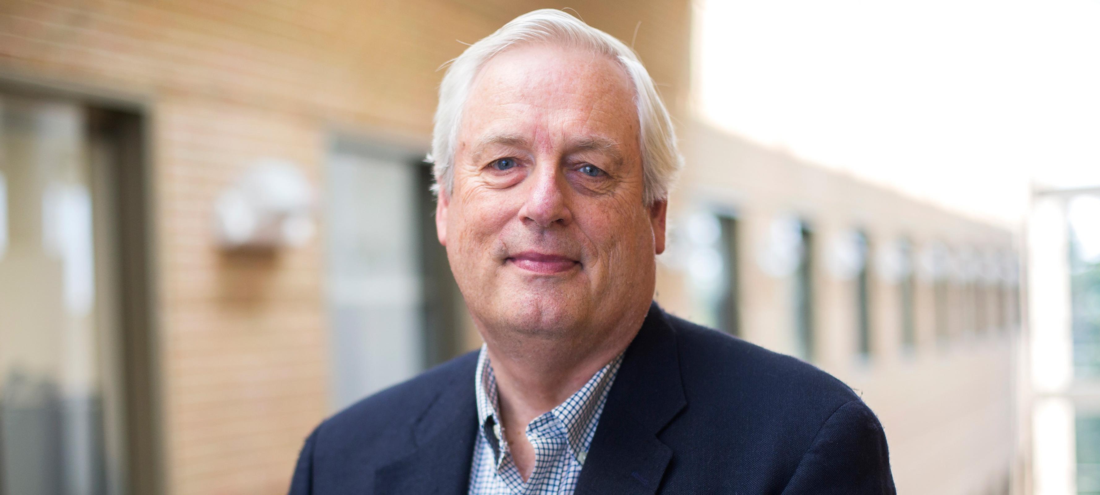N. Harris McClamroch, Aerospace Engineering emeritus professor photo