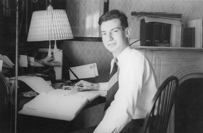 gilleo as a student