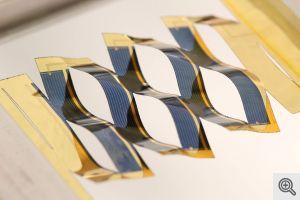 solar cell art