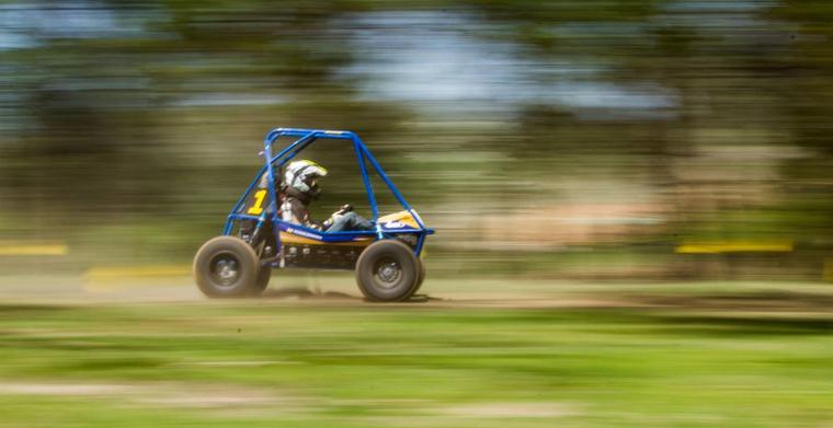 Baja member racing