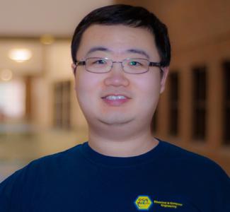Photo of Distinguished Leader winner