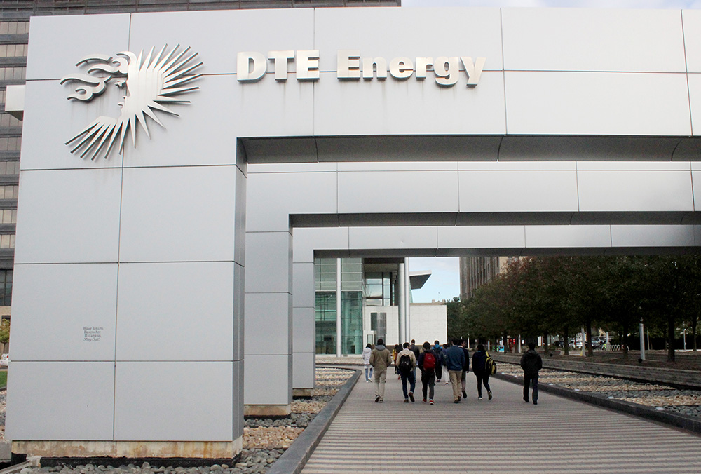DTE headquarters