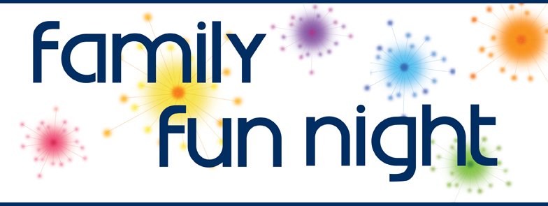 Family fun night header