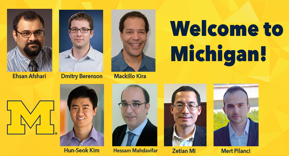 new faculty at michigan
