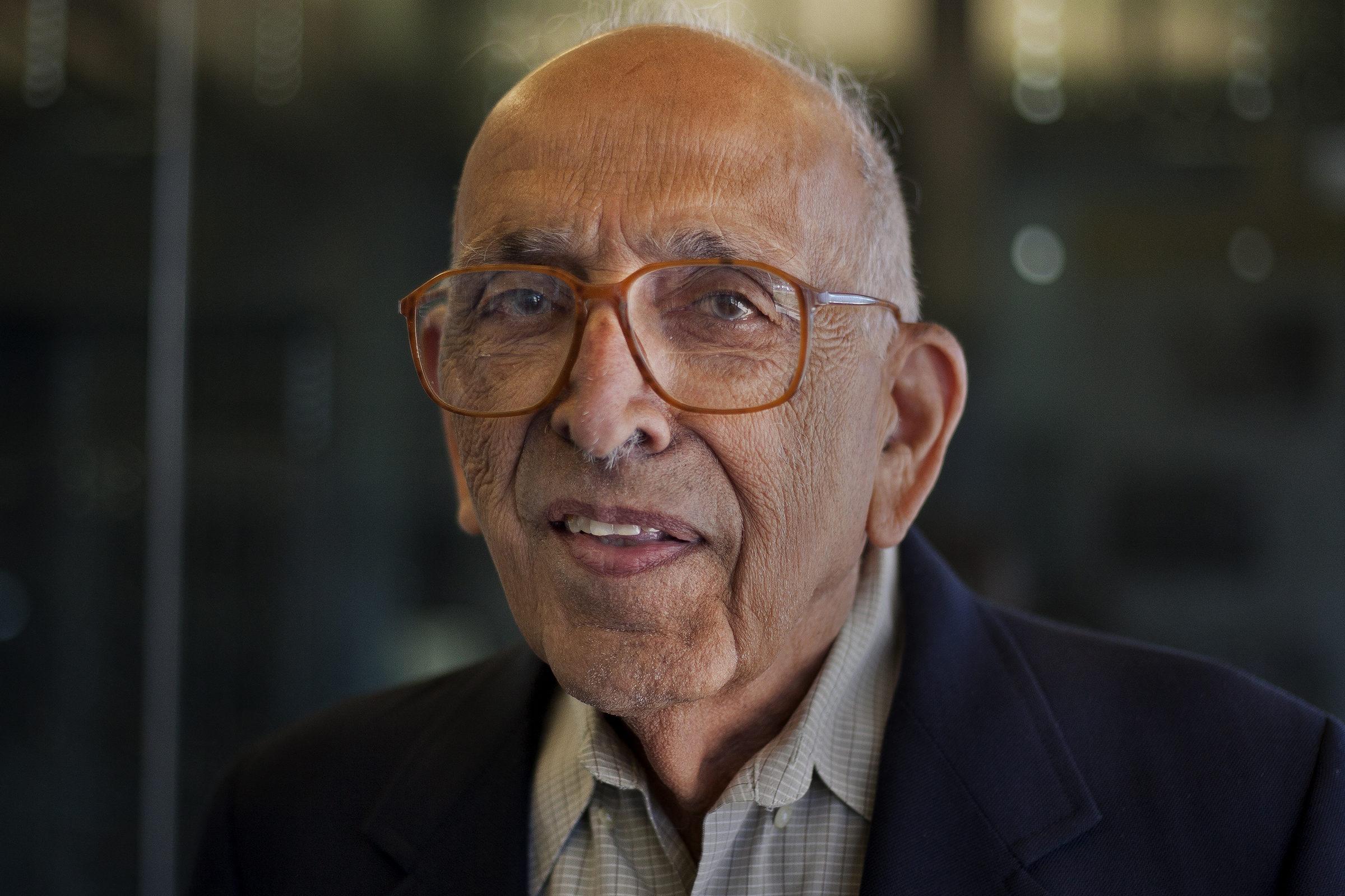 Emeritus Prof. Keki Irani