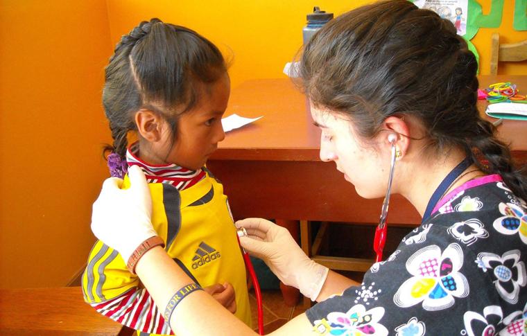 M-Heal in Peru