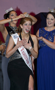 alexandria wins the pageant