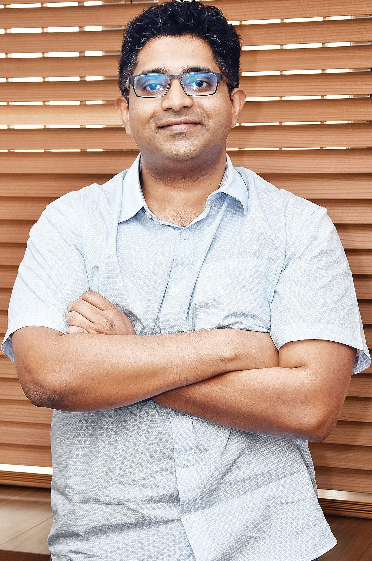 a picture of Vasanthakumar