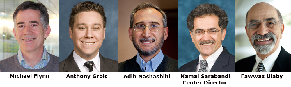 portraits of researchers