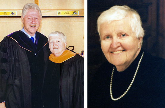 Wyman and Clinton