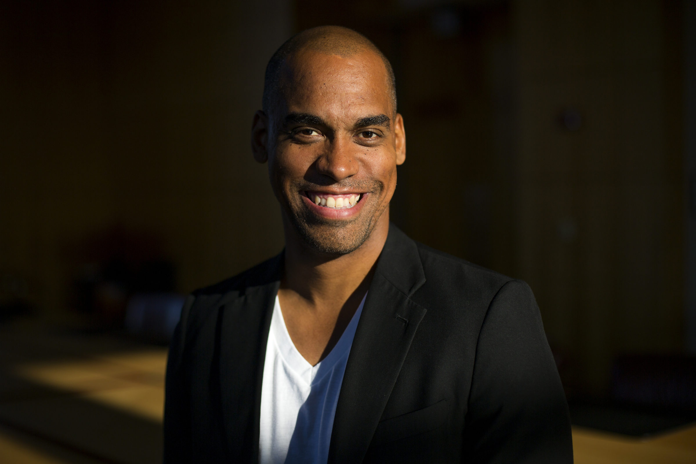 Matthew Johnson-Roberson, assistant professor of naval architecture and marine engineering, and of electrical engineering and computer science, College of Engineering.