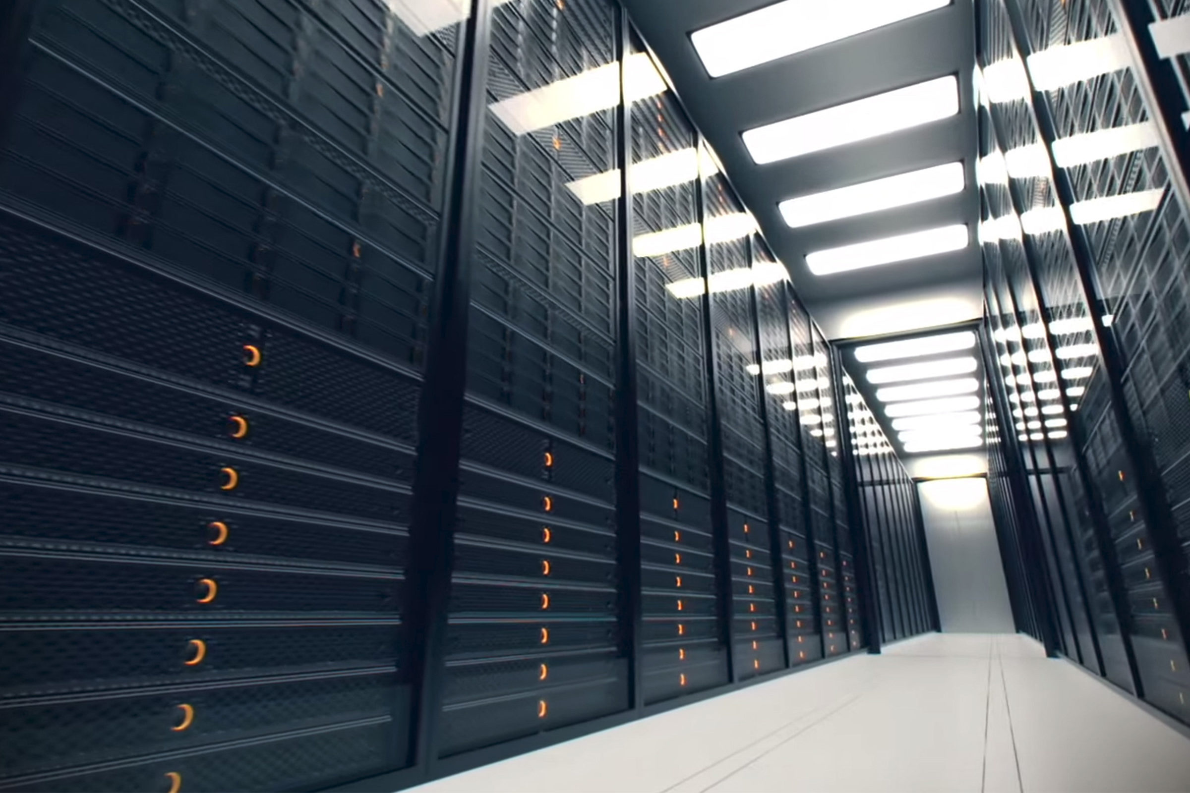 Large-scale data center