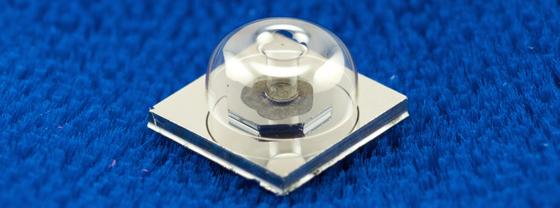 silica birdbath resonator