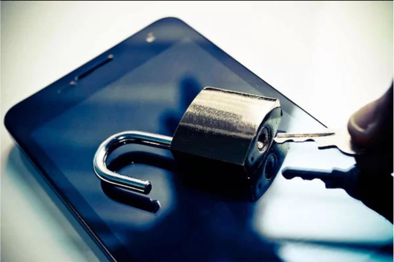 Undocumented phone security