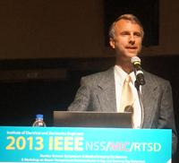Fessler presenting