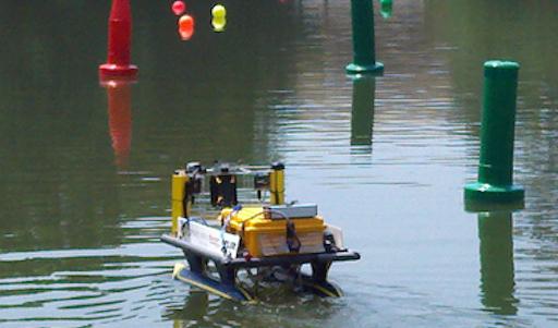 Robotic boat