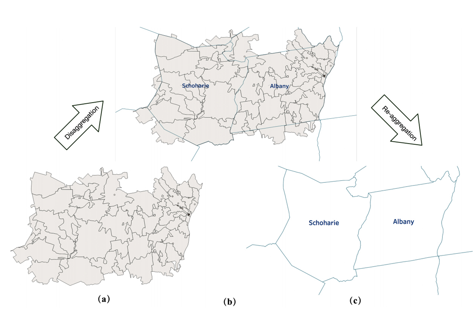 Geoalign example