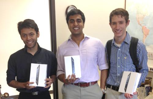 Yash Shah, Gopal Nataraj, and Brandon Oselio