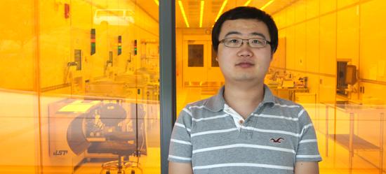 phd student cheng zhang