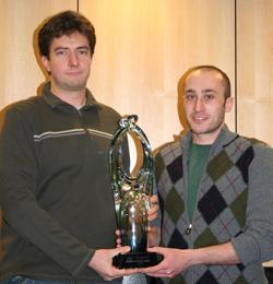 Tzeno Galchev and Ethem Erkan Aktakka
