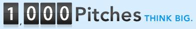 1000 pitches logo