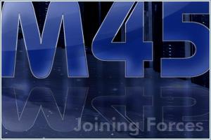 m45 logo