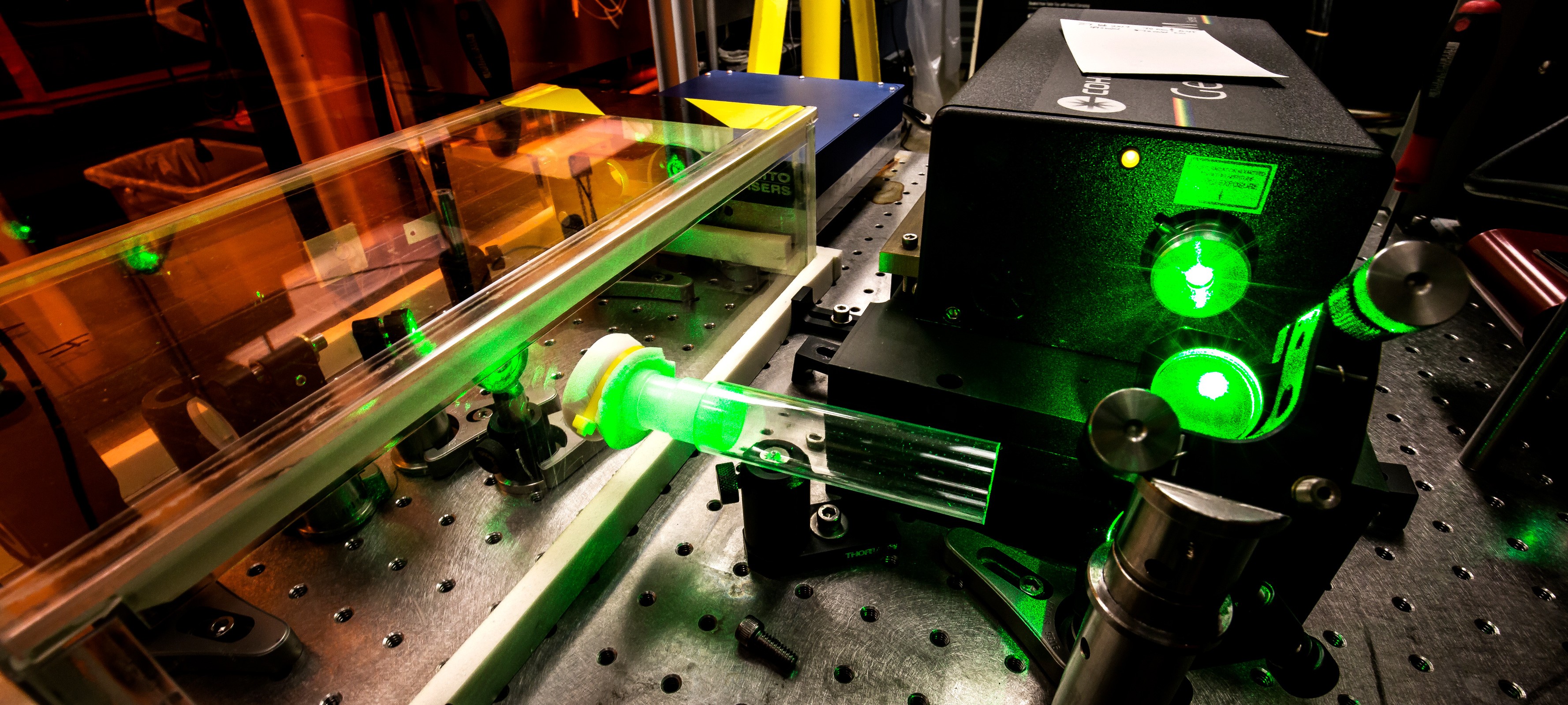 The HERCULES laser