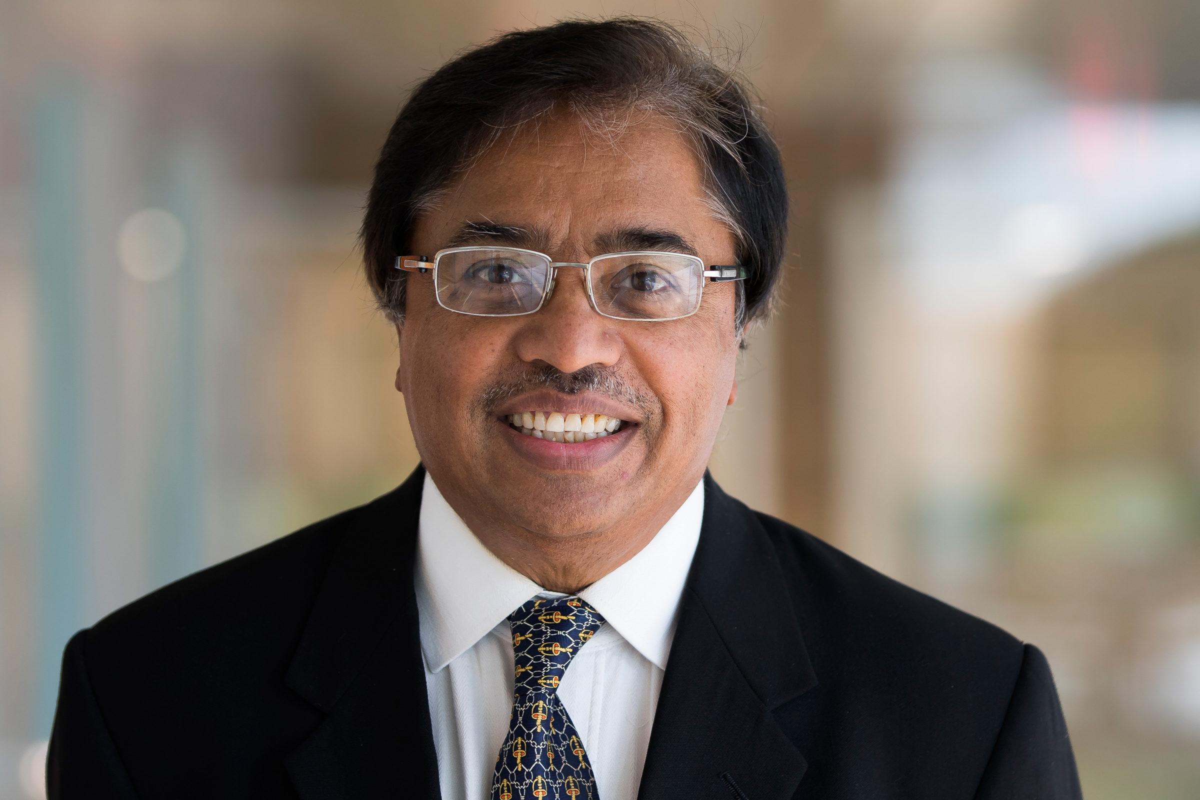 EECS-CSE professor Pinaki Mazumder. Photo: Joseph Xu