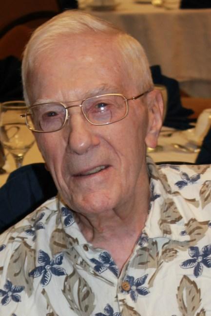 Emeritus Professor of Aerospace Engineering James Arthur Nicholls.