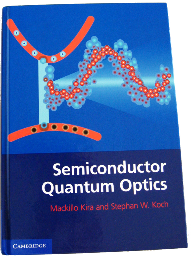 Semiconductor Quantum Optics textbook by Kira