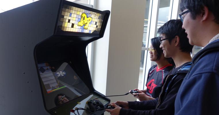 Michigames arcade