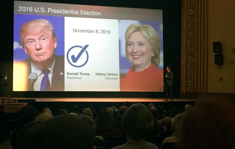 Halderman, Trump, Hillary