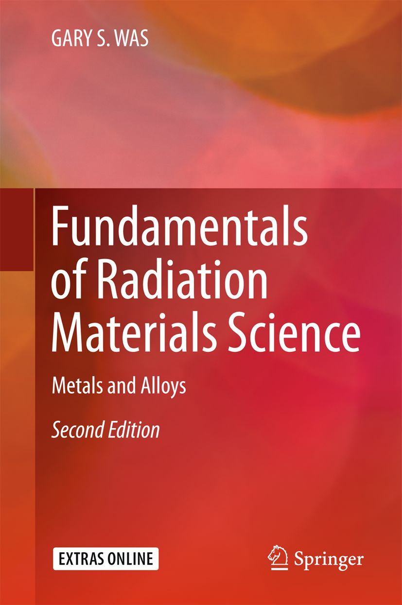 photo of Fundamentals of Radiation Materials Science