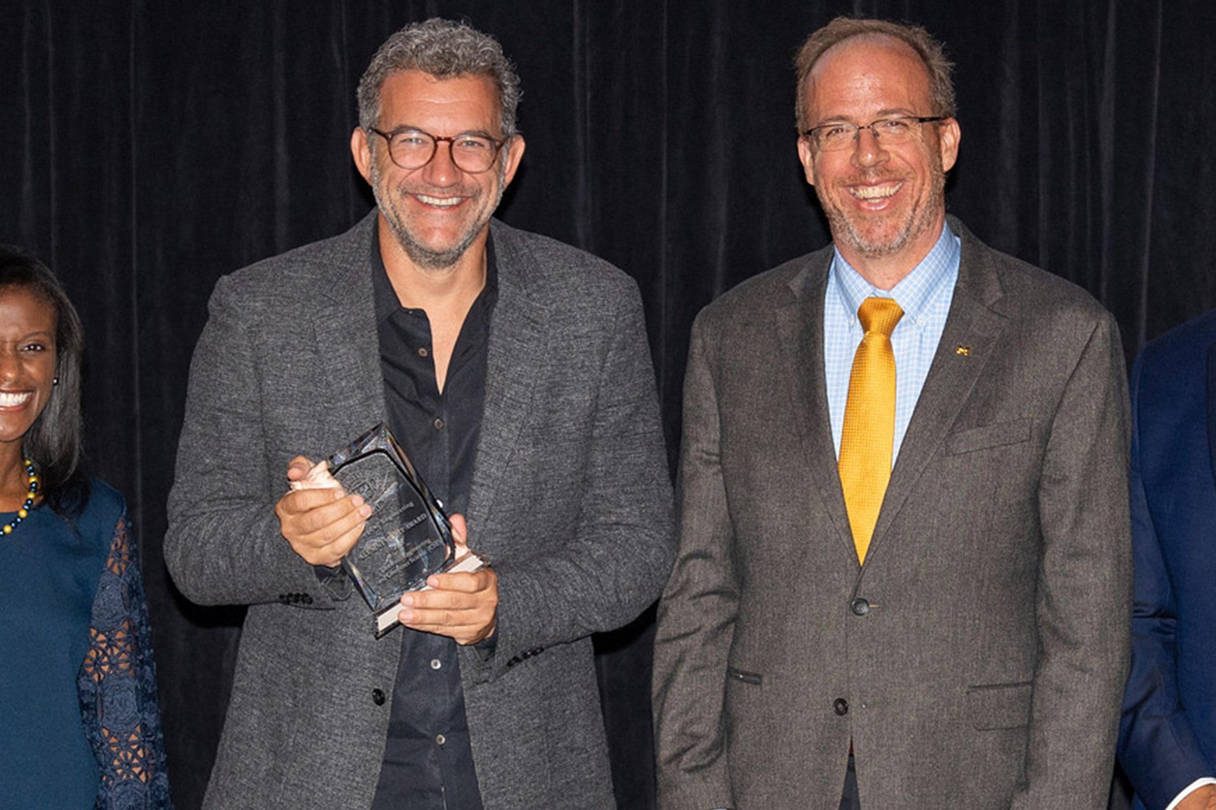 Conrad award