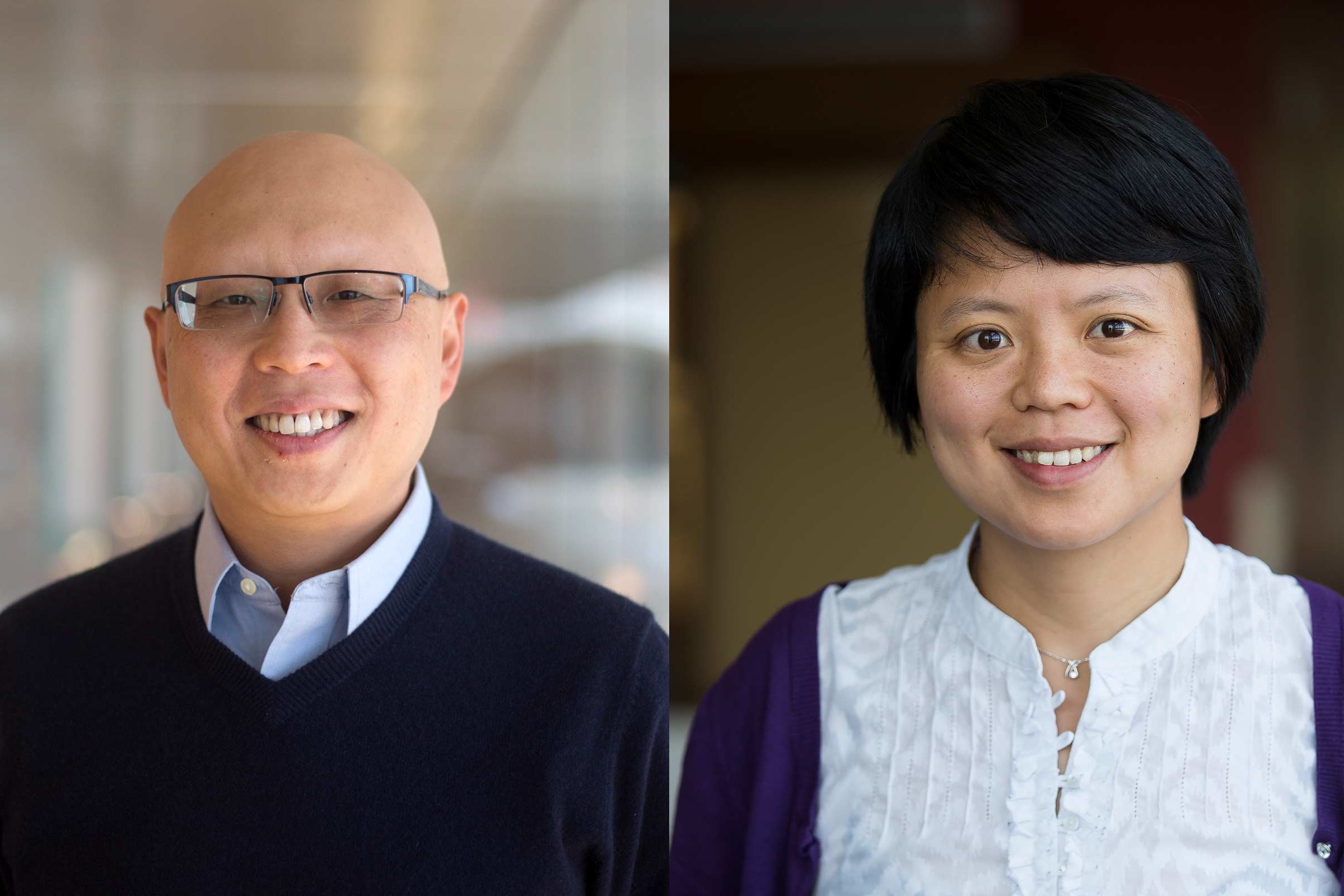 Siqian Shen and Yafeng Yin receive funding for route planning for Didi