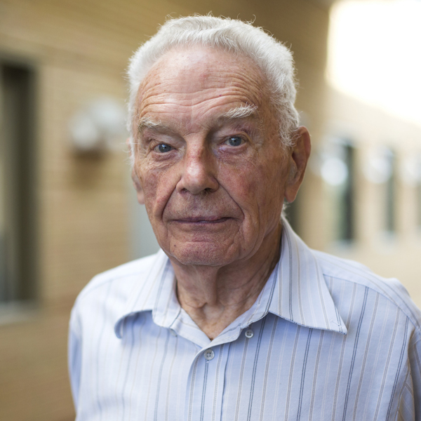 Dr. Donald T. Greenwood, Aerospace Engineering Emeritus Professor.