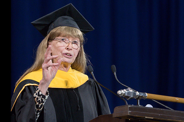 Lynn Conway Commencement