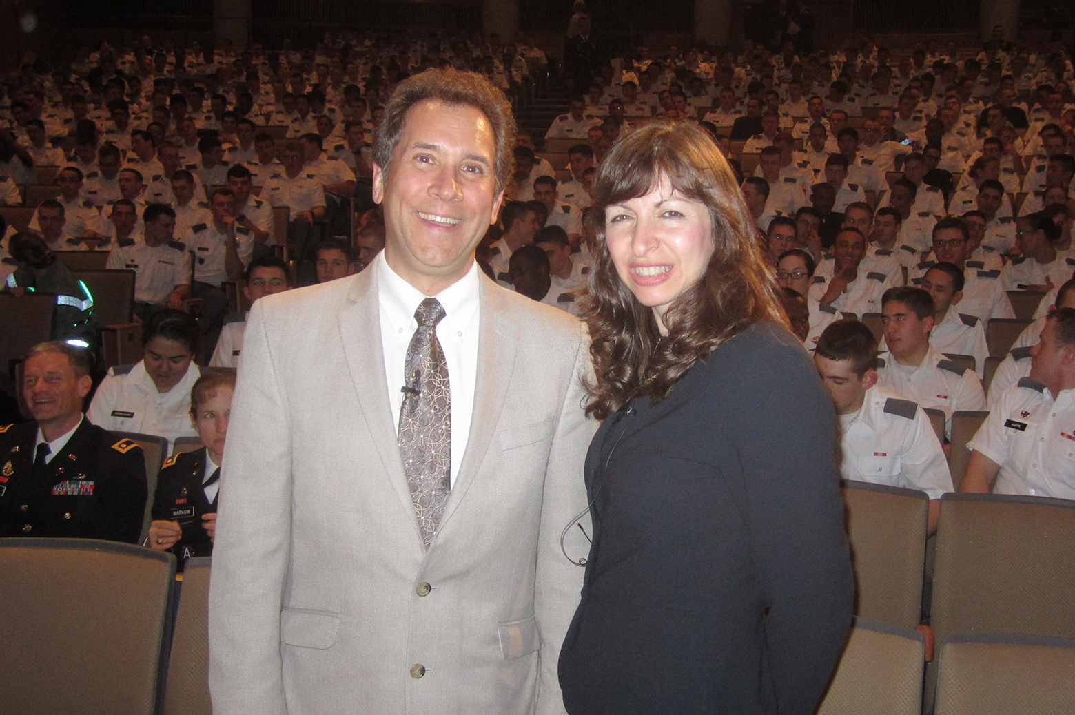 Mark Guzdial and Barbara Ericson