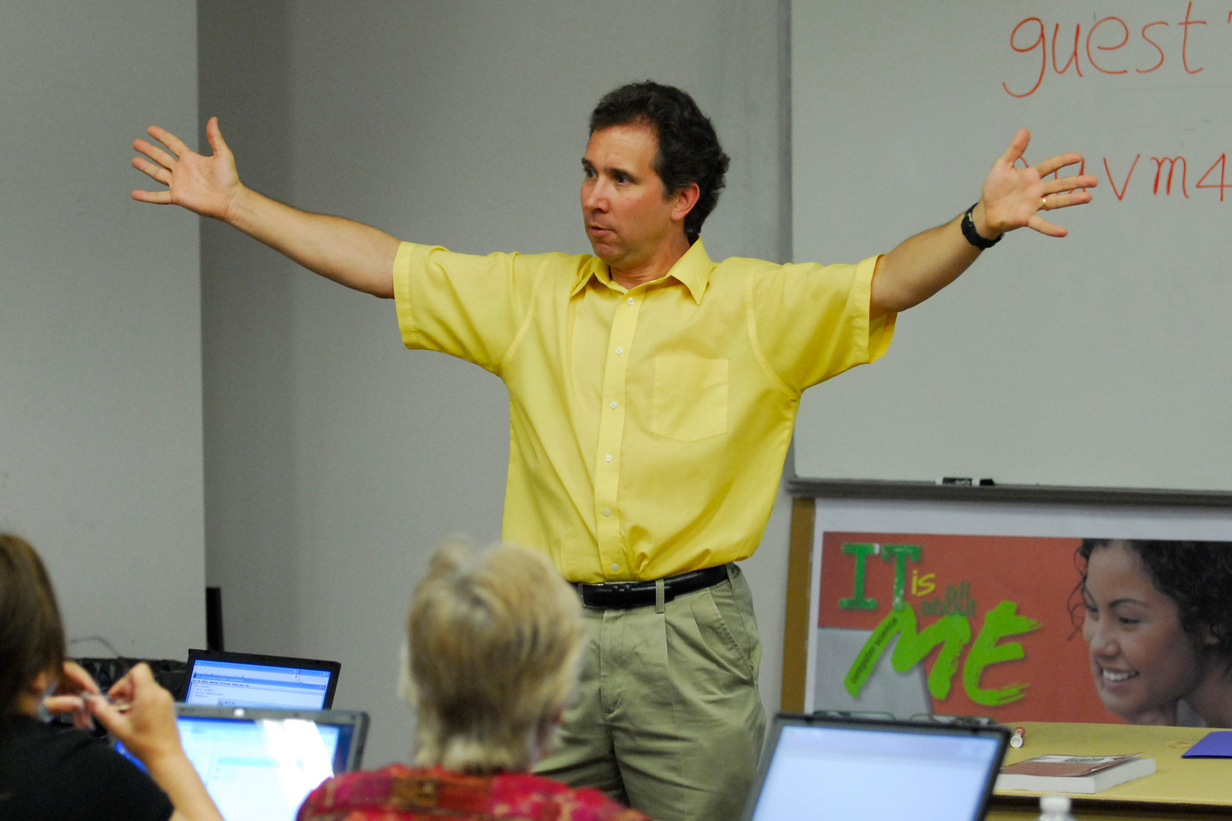 Mark Guzdial lecture