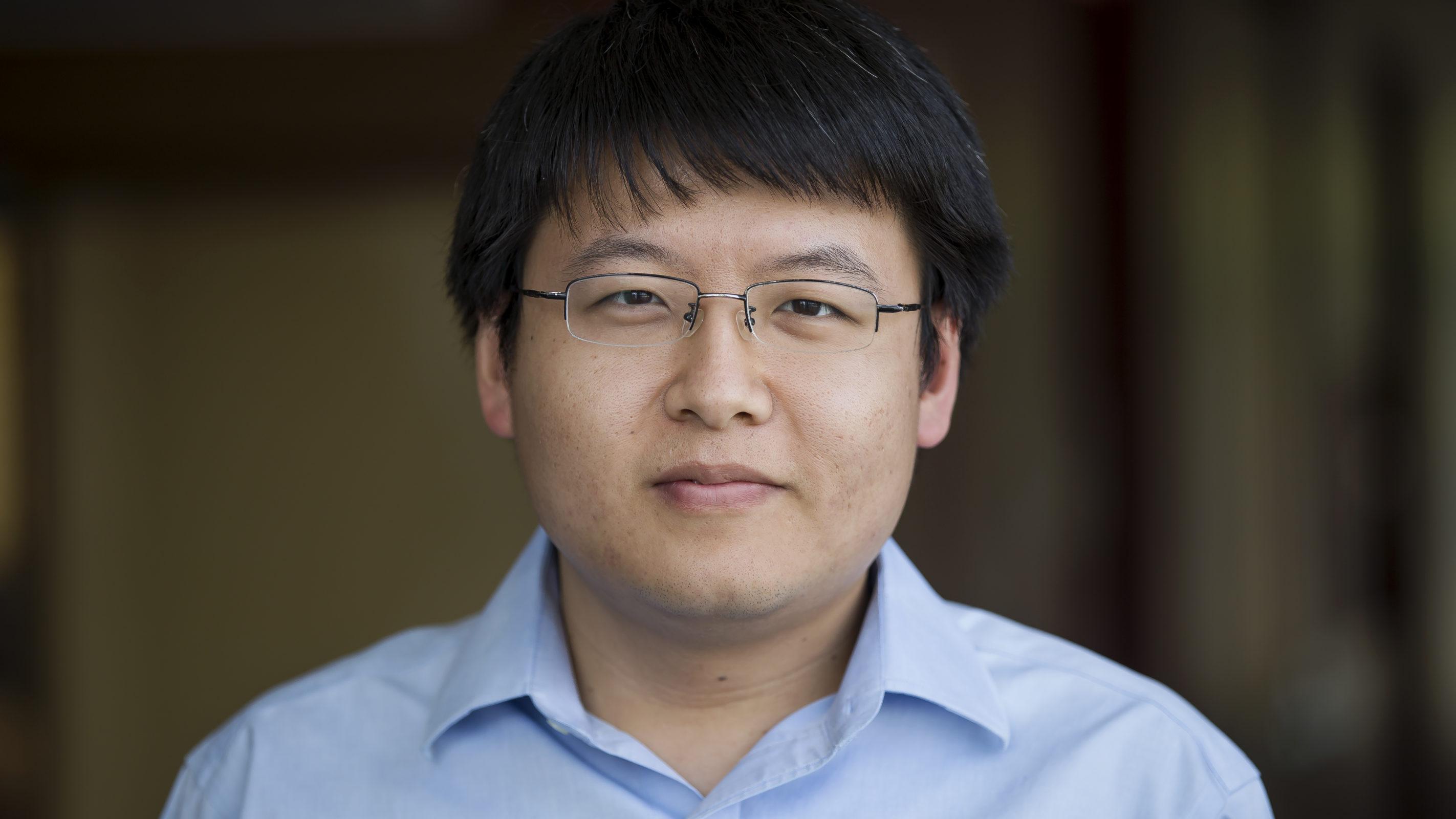 Photo of Ruiwei Jiang