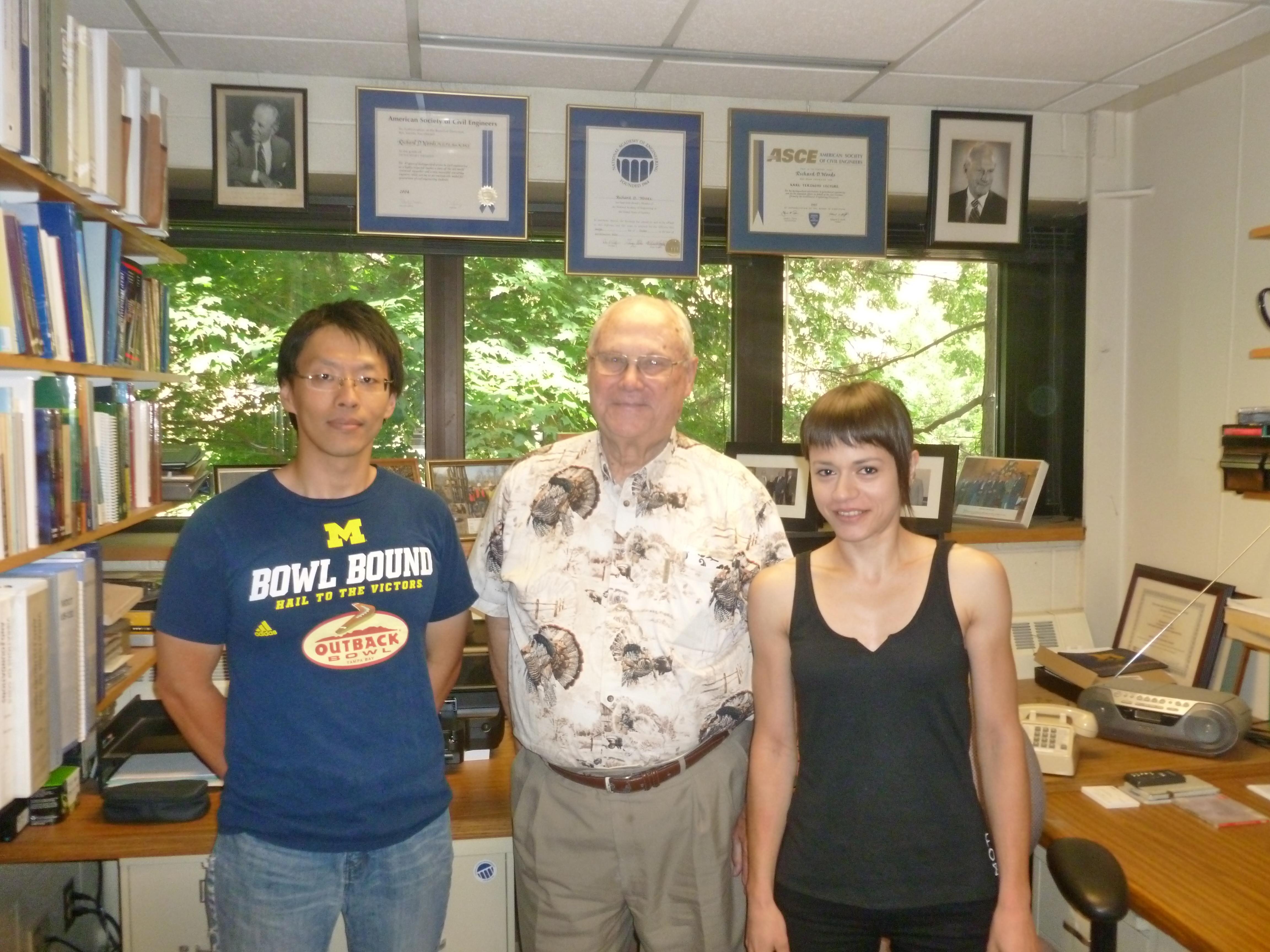 Xunchang Fei, Richard Woods and Athena Gkrizi