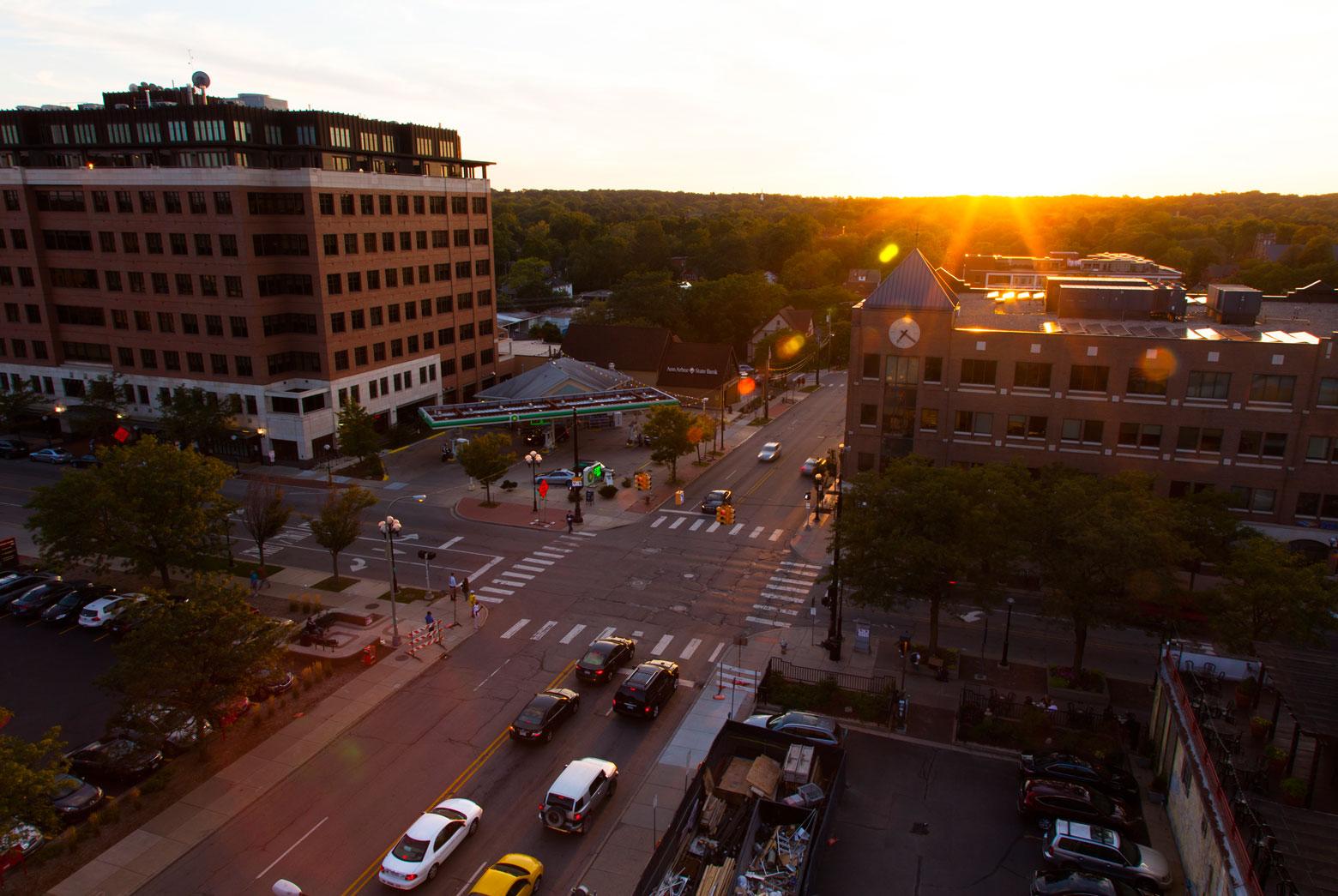 2015 Downtown Ann Arbor