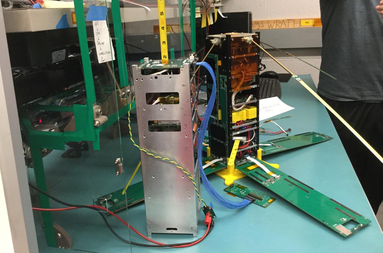 MXL Lab CubeSat