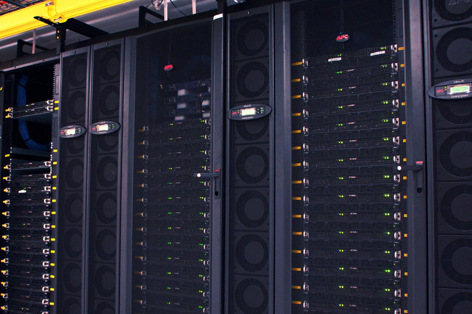GPU cluster