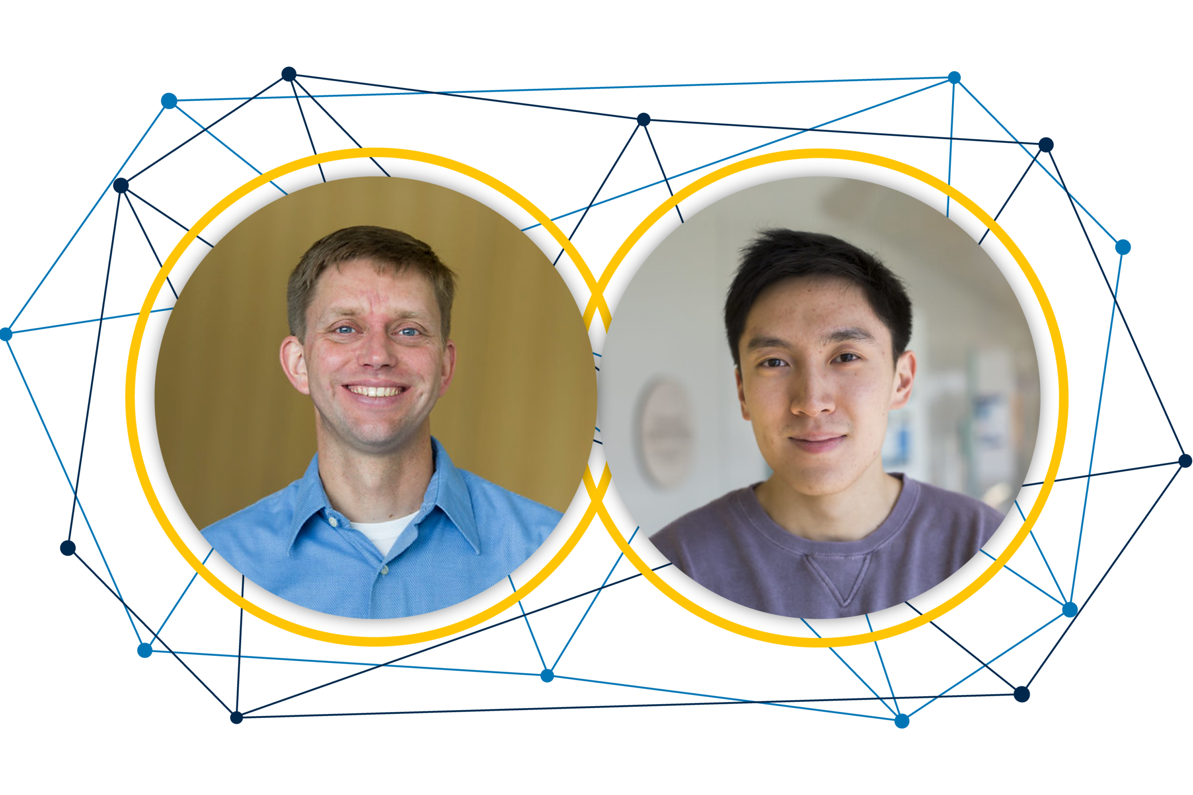 Seth Guikema and Thomas Chen win U.S. Public Health Service Engineering literary award