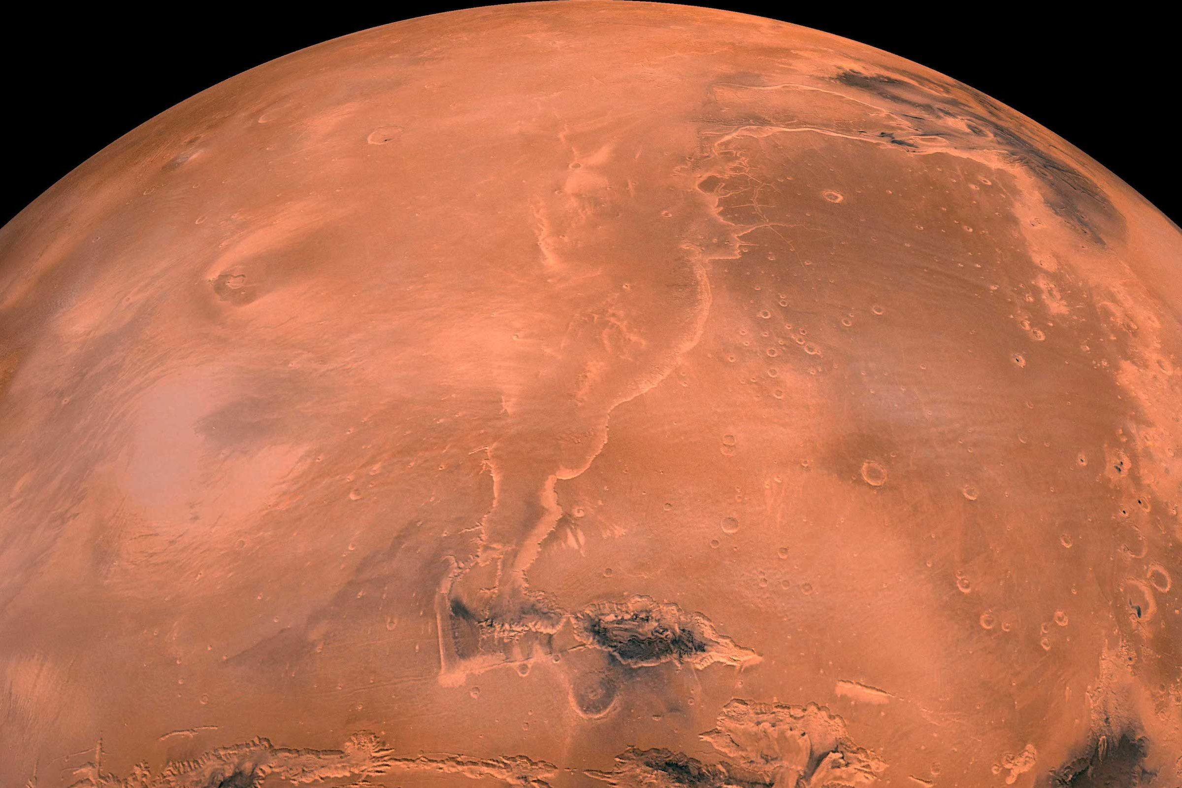 Climate & Space Prof. Atreya comments on Mars methane emissions for New York Times