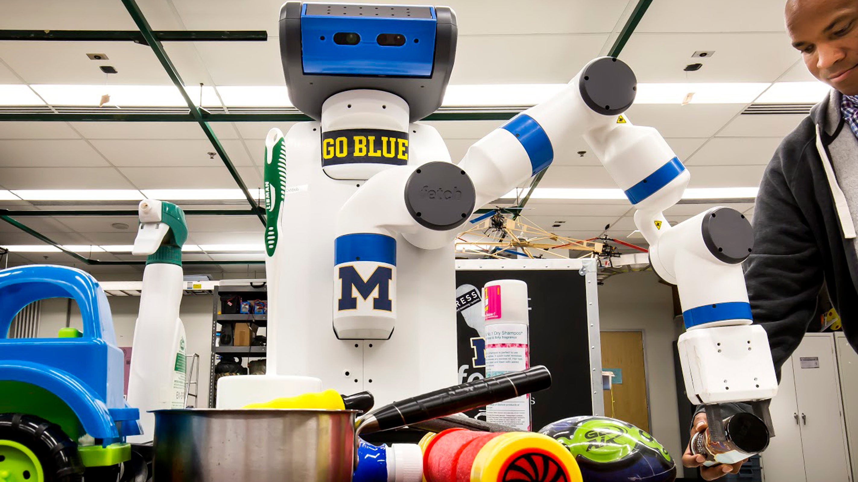 Robotics – The Michigan Engineer News Center