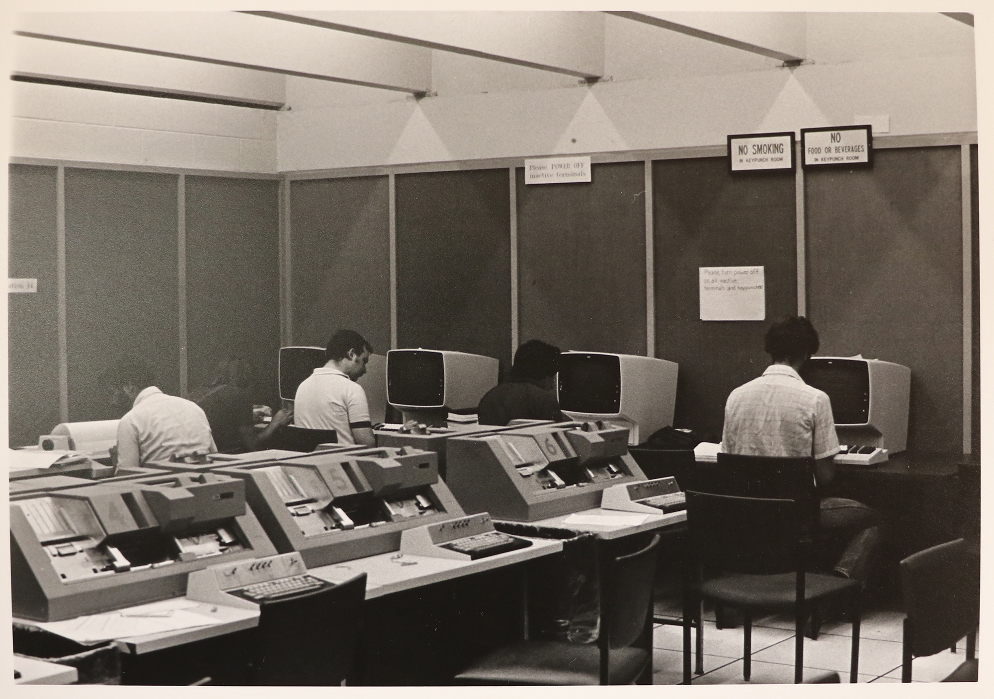 Computing Center c.1970s