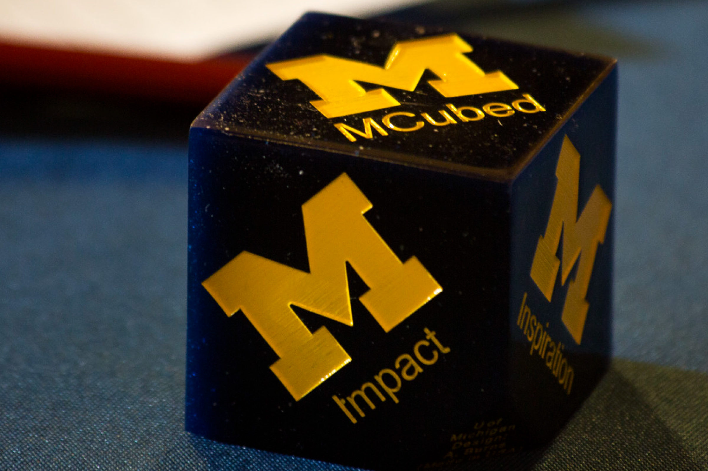 U-M engineers receive MCubed funding to improve navigation of built environments by the visually impaired