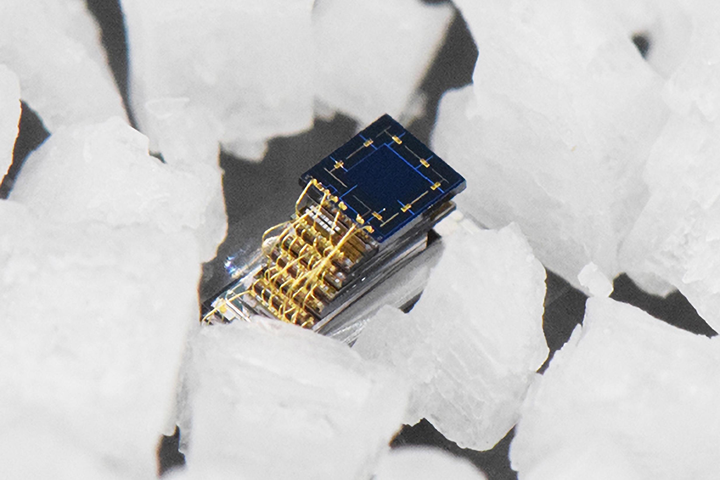 GaAs solar cell